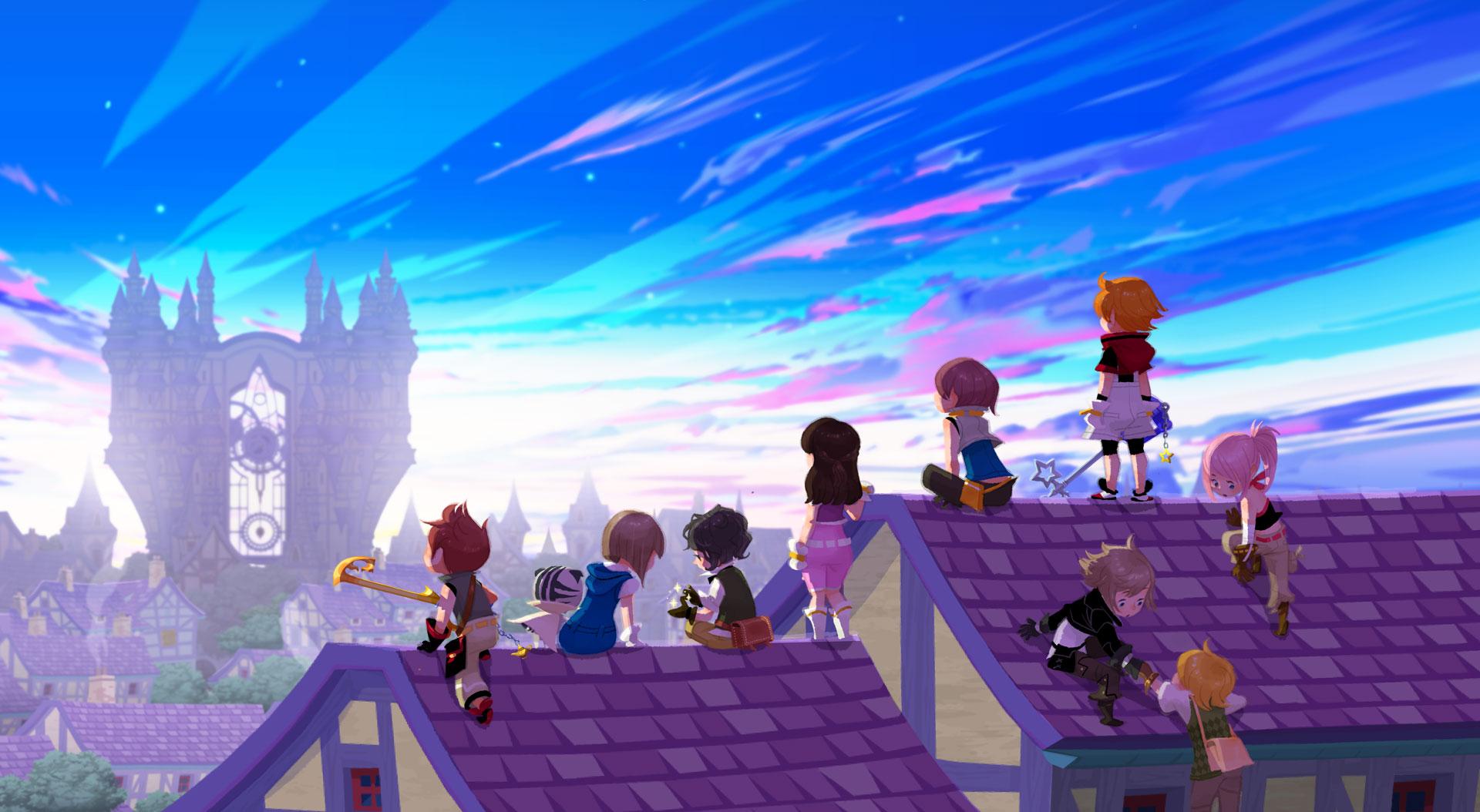Este juego también llevará directamente en el próximo Kingdom Hearts 2.8: Final Chapter Prologue, el cual incluye una historia secundaria de Unchained X llamada Unchained X - Back Cover, así como una remasterización de Dream Drop Distance and Birth By Sleep 0.2 - A Fragmentary Passage.